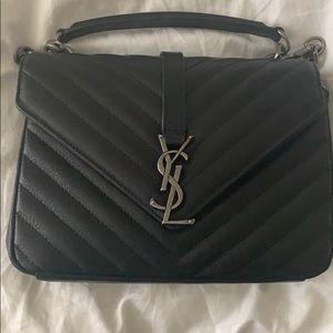 Handbags - Black leather bag brand new